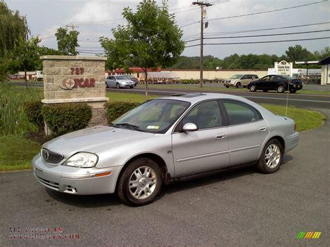 silver mercury table ls 2004 mercury sable ls premium sedan in silver frost