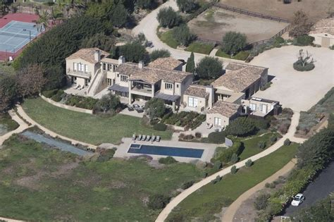 The 15 Most Expensive Houses Ever Owned By Celebrities