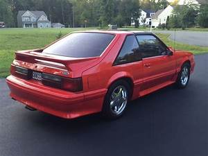 87 Ford Mustang GT T-Top Hatchback for sale: photos, technical specifications, description