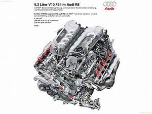 Audi R8 V10 5 2 Fsi Quattro  2010