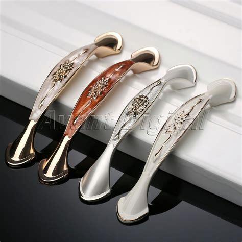kitchen cabinet door handles and knobs vintage flower pattern cabinet pulls handles kitchen 9091