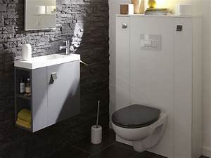 Leroy Merlin Commode : wc suspendus pour un confort absolu leroy merlin id es int rieur toilet bathroom bride ~ Dode.kayakingforconservation.com Idées de Décoration