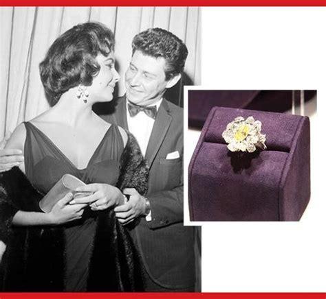 one of elizabeth taylors engagement ring elizabeth