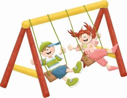 Playground Park Clipart Preschool Clip Transparent Outside