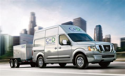 Nv Cargo X by 2017 Nissan Nv Cargo X Concept Price Design Performance