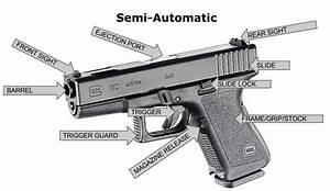 Semi Auto Pistol Parts Diagram