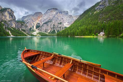 Lago Di Braies By Dave Derbis On Deviantart