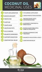 77 Coconut Oil Uses: for Food, Body/Skin, Household & More ...