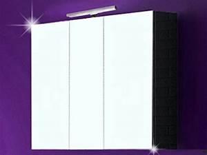 Badschrank Mit Spiegel : 3d spiegelschrank milano badspiegel badschrank badezimmerm bel badm bel spiegel schrank mit ~ Markanthonyermac.com Haus und Dekorationen