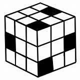 Coloring Pages 80s Cube Rubiks Clipart Fun Puzzle Box Rubik Clipartmag Imaginative Children sketch template
