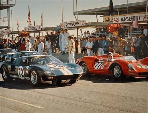 Ford v ferrari tells the dramatic story of the racing rivalry that came to a dramatic climax at le mans '66, but the truth is just as fascinating. Ford vs Ferrari: The True Story Behind the Legendary Rivalry and Who Won It - EssentiallySports
