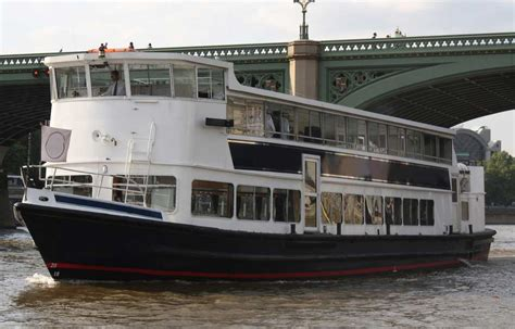 Boats On The Thames by Thames Pride Boat River Thames Boat Hire