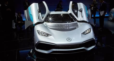Mercedesamg Project One Owners Won't Be Allowed To Flip