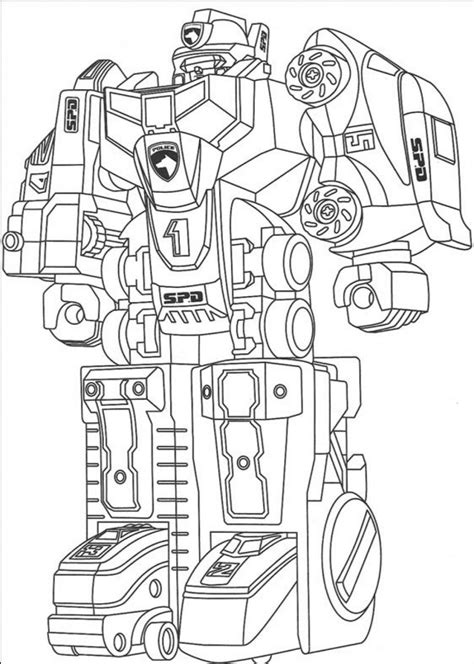 printable robot coloring pages  kids