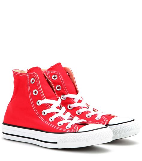 High Top by Lyst Converse Chuck All High Top Sneakers In