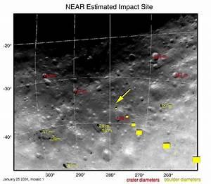 Asteroid 433 Eros - Asteroids!