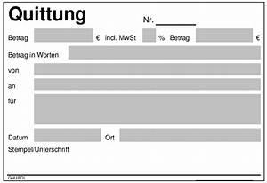 Rechnung Quittung : rechnungen richtig schreiben und empfangen ~ Themetempest.com Abrechnung