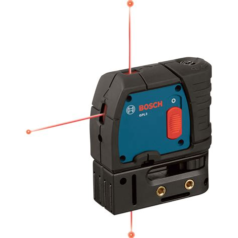 bosch laser level bosch 3 point alignment laser model gpl3 northern tool equipment
