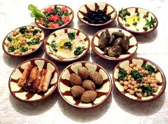 liant cuisine mezze libanais si bon