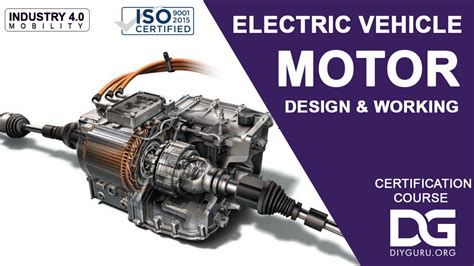 Function Of Electric Motor by Electric Vehicle Motor Design Manufacturing