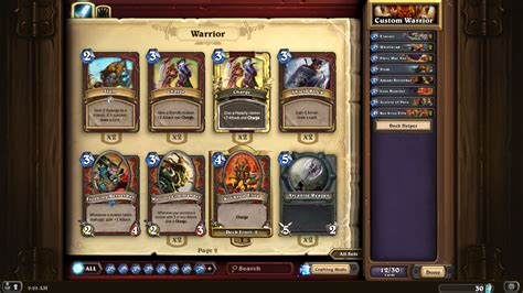 hearthstone 3 best decks to destroy your opponents with