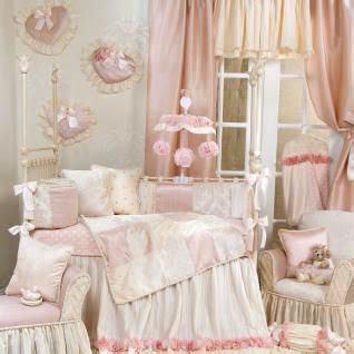 designer girl nursery bedding elegant baby girl crib