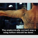 Anatomically Correct Wing Tattoo   589 x 496 jpeg 42kB