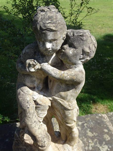 Vintage Garden Statue Statuary Holloways Garden Antiques
