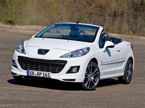 Peugeot 207 Cc by Peugeot 207 Cc Specs Photos 2009 2010 2011 2012