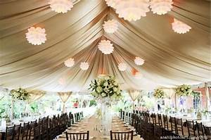 Wedding Tents 201: How to Accessorize Your Wedding Tent