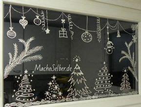 Fensterdeko Weihnachten Gemalt by Gemalte Fensterdeko Direkt Auf Der Scheibe