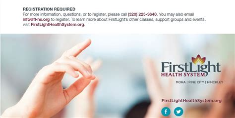 Light Health System by Pre Diabetes 101 Seminar Firstlight Hospital And Clinics