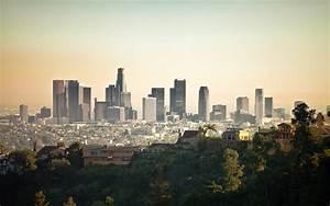 Los Angeles 4K Wallpaper