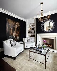 deco murale salon en 50 idees originales et modernes With decoration murale salon moderne
