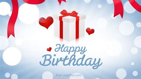 beautiful birthday  card psd