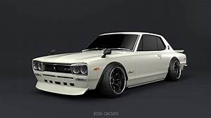 Nissan Skyline 2000 Gtr Kaufen : 1971 nissan skyline 2000gtr on behance ~ Kayakingforconservation.com Haus und Dekorationen
