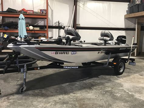Bass Tracker Boats Used For Sale by Used Tracker Panfish 16 Boats For Sale Boats