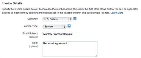 paypal request money  invoice dascoopinfo