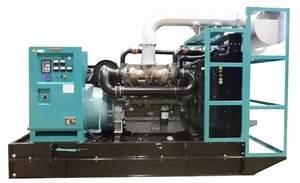 Denyo Generator 600kva