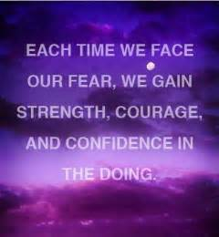 Quotes About Strength and Fear