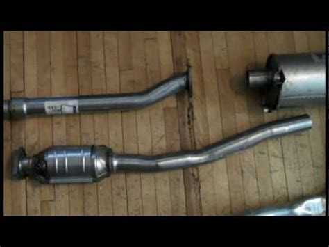 exhaust repair    volvo  youtube