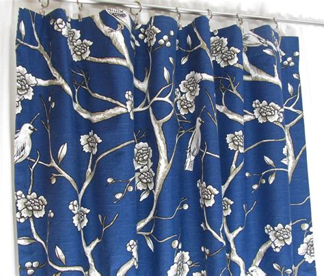 Navy And White Striped Curtains Target by Navy Blue Grommet Curtains Tags 95 Impressive Navy And
