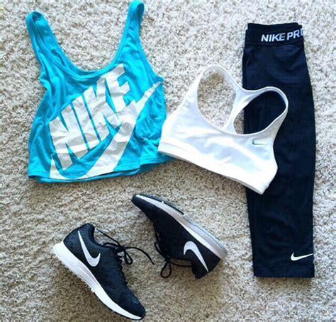 Nike workout clothes | Tumblr