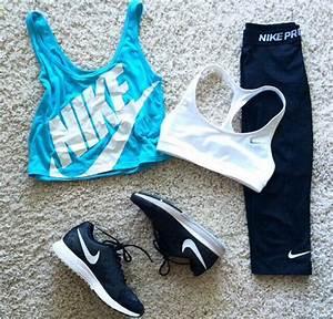 Nike workout clothes   Tumblr