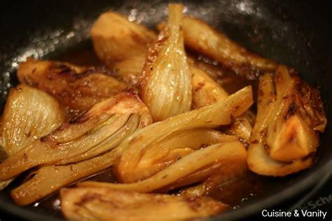 cuisiner le fenouil cru fenouil braisé au miel et carvi cuisine et vanity