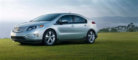 Oem Chevrolet Volt Parts And