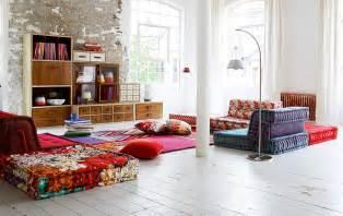 livingroom deco casual chic living room decor rustic storage colorful