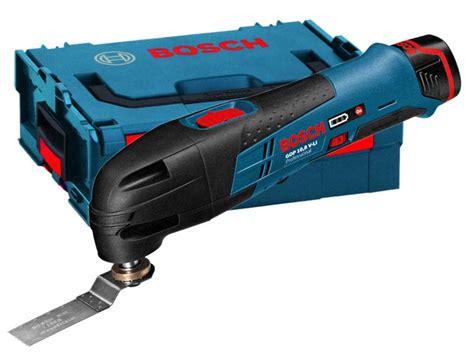 bosch gop 10 8 bosch gop108v li36 10 8v multi tool 2 x 2 5ah l boxx and 36 accs