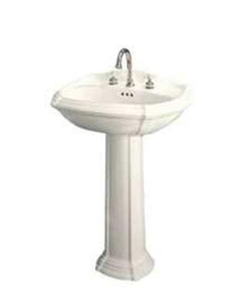 how to attach a pedestal sink to the wall attach a pedestal sink to wall without bolts handyman