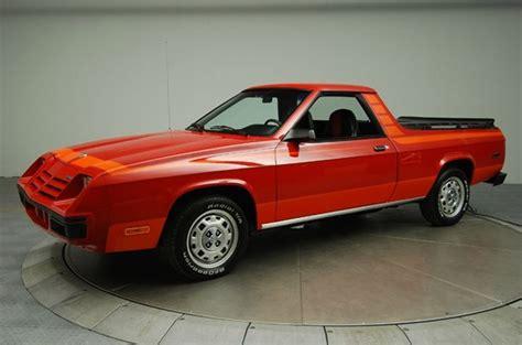 eBay Find of the Day: World's nicest Dodge Rampage?